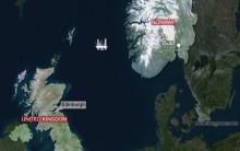 Скважина Elgin в Северном море