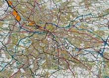 Геотермальное отопление жилищ в Глазго