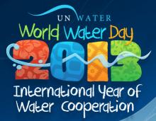 Всемирный день водных ресурсов 2013