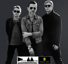 Depeche Mode - поддержка благотворительной ассоциаци Charity Water