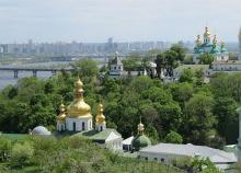 Пасха, Киев