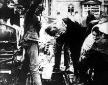 Водоснабжение города Киева в годы окупации