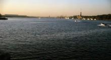 Химкинское водохранилище, Москва