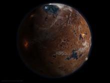 Вода не Марсе (реконструкция)