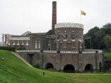 Музей Museum De Cruquius или Cruquiusmuseum