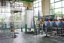 Производства питьевой воды в Le Pecq-Croissy