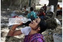 Убийственная жара в Индии