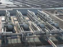 Завод по опреснению воды в Тяньцзине