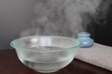 Горячая кипяченая вода - самое дешевое лекарство