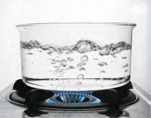 Кипячение воды