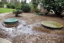 Септик системы и потоп