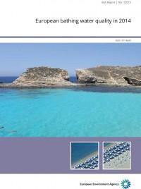 Годовой отчет качества воды для купания 2014 года в Европе