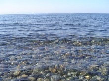 Чистейшая вода озера Байкал