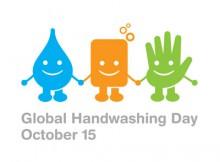 15 октября - Всемирный день мытья рук