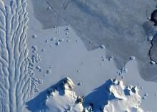 Исчезновение шельфовых ледников приведет к еще большему потеплению