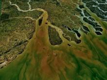 Снимки, показывают, что водоносные горизонты Индо-Гангского бассейна истощены
