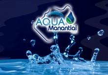 Этикетка  Agua Manantial
