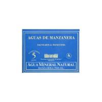 Вода Aguas de Manzanera
