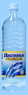 Лечебно-столовая минеральная вода Аксинья