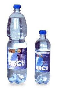 Лечебно-столовая вода АКСУ