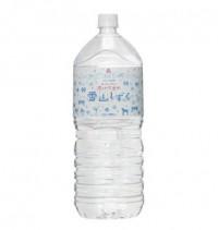 Вода Alfa Blue