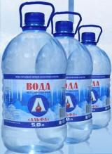 Чистая питьевая вода Альфа