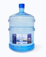 Живая питьевая артезианская вода Аква Чистая