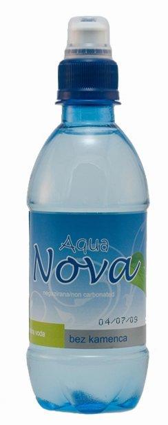 Вода Aqua Nova