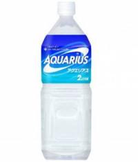 Вода Aquarius