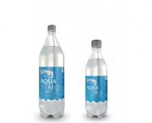 Вода природная минеральная питьевая АКВАСТАР МИНЕРАЛ газированная
