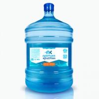 Арктика кристалл - экологически чистая питьевая вода