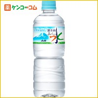 Вода Asahi Natural Mineral Water