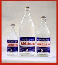 Вода Babilafuente