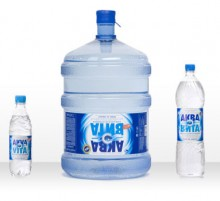 Вода питьевая Байкальская Аква Вита
