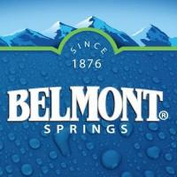 Этикетка Belmont Springs