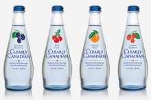 Вода Clearly Canadian O+2