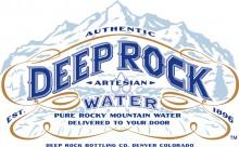Этикетка  Deep Rock