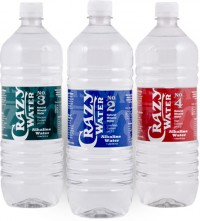 Вода Famous Crazy Natural Mineral Water