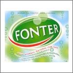Вода Fonter
