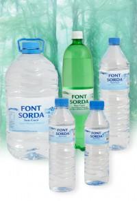 Вода Font Sorda-Son Coco