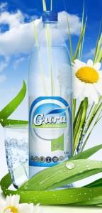 Уникальная родниковая минеральная вода Gura Cainarului