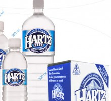 Вода Hartz Mineral Water