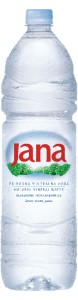 Вода Jana
