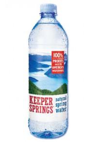Вода Keeper Springs