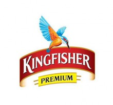 Этикетка  Kingfisher