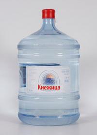 Вода питьевая Кнежица