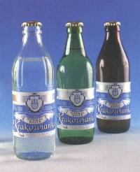 Вода Krakowianka