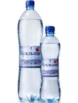 Лечебно-столовая минеральная вода Куяльник