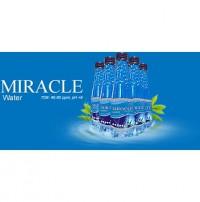 Вода Miracle