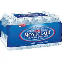 Вода Montclair